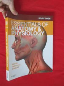 Study Guide for Essentials of Anatomy & Physiology      【详见图】