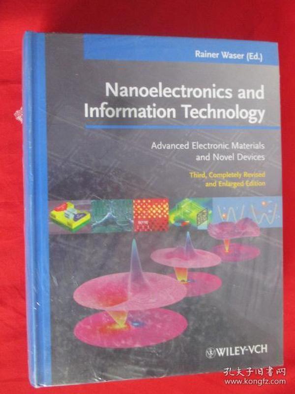 Nanoelectronics and Information Technology     (硬精装)      【详见图】,全新未开封