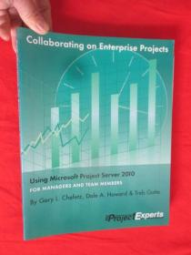 Collaborating on Enterprise Projects Using Microsoft Project Server 2010 for Managers and Team..     【详见图】