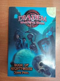 英文原版书: Book of Nightmares (Diadem Worlds of Magic #6)