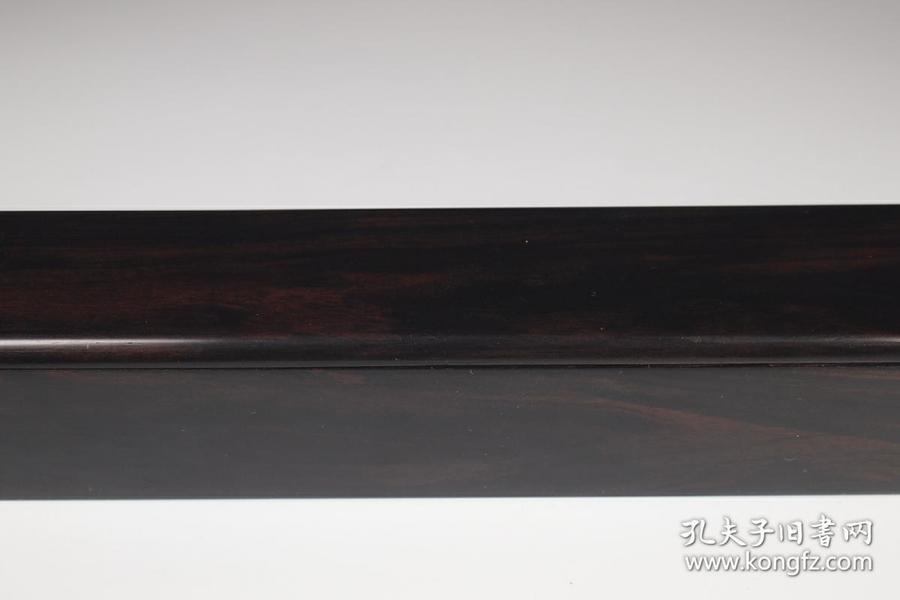 长方窄木盒(无刀)(样品随机)