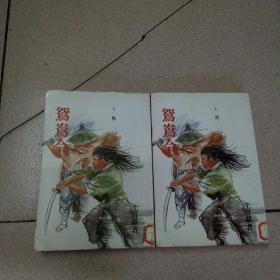 老武侠 鸳鸯令 全2册