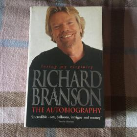 Losing My Virginity: The Autobiography Richard Branson