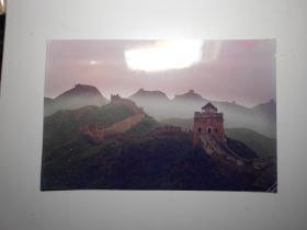 艺术照片:《醒来的长城》(1990年)
