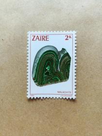 外国邮票 扎伊尔邮票1983年 1枚(乙2-6)