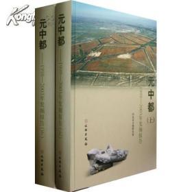元中都:1998-2003年发掘报告(上下)(精)