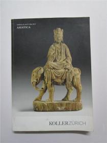 ASIACA KOLLERZÜRICH UND KOLLER WWST 2012年5月 (中国.喜马拉雅地区艺术品 日本.东南亚.印度及伊斯兰艺术品)
