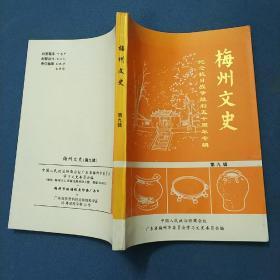 梅州文史----纪念抗日战争胜利五十周年(第九辑)