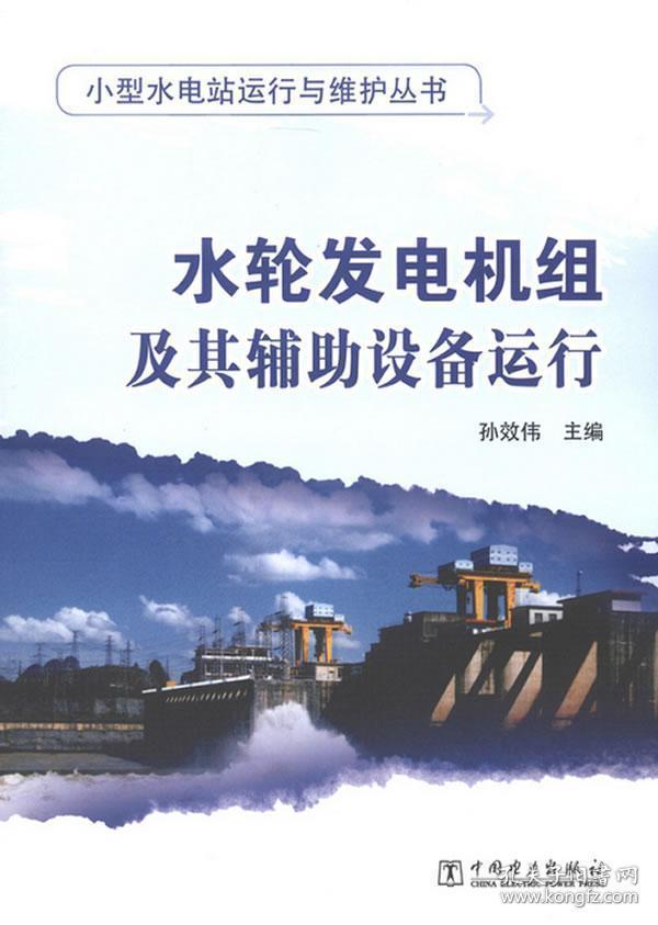 小型水电站运行与维护丛书:水轮发电机组及其辅助设备运行