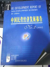 中国民营经济发展报告No.2(2004)