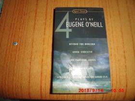 (英文原版)4 Plays by Eugene ONeill 尤金•奥尼尔戏剧四部