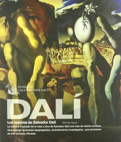 达利艺术作品集 Los Tesoros de Salvador Dali 西班牙语版