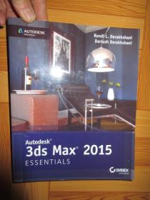 Autodesk 3ds Max 2015 Essentials: Autodesk...      (小16开)   详见图