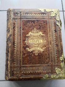 《罗马字版 旧新约全书》日本横滨印刷 1892年
