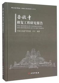 茶胶寺修复工程研究报告