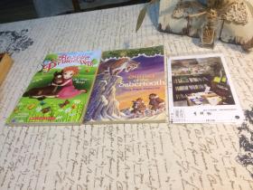 2本合售:英文原版  sun of the sabertooth + the Rescue Princesses  【存于溪木素年书店】