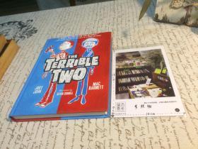 英文原版  the terrible two   【存于溪木素年书店】