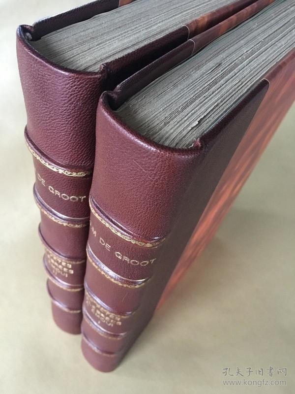 1886年  Les fetes celebrees a Emoui  法文原版 两册全  厦门一年中的传统节日