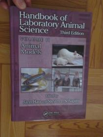 Handbook of Laboratory Animal Science, Volume II, Third Edition       (详见图)   16开,硬精装