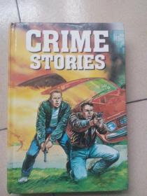 Crime Stories 英文原版精装