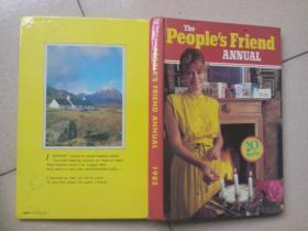 PEOPLS FRIEND ANNUAL 1982