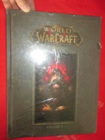World of Warcraft:Chronicle     (硬精装)     【详见图】
