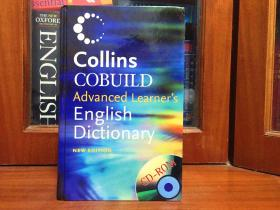 1 英国进口原版第5版 Collins COBUILD Advanced Learners English Dictionary: The5th edition with CD-ROM