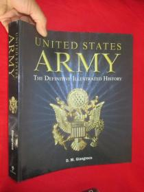 United States Army: The Definitive Illustrated History          【详见图】