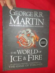 The World of Ice and Fire       (硬精装)     【详见图】
