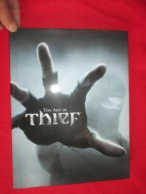 The Art of Thief          (大16开,硬精装)     【详见图】