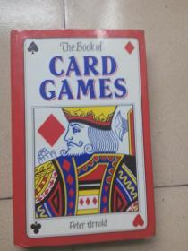 The Book of CARD GAMES(英语原版精装)
