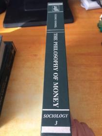 西学基本经典-影印英文-社会学类:货币哲学:英文/(德)席美尔著