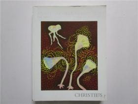 CHRISTIES ASIAN CONTEMPORARY ART (香港佳士得2013年亚洲当代艺术)