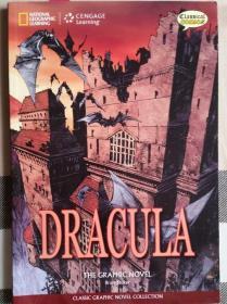 Dracula the Graphic Novel 德古拉 德库拉 漫画  原著改编