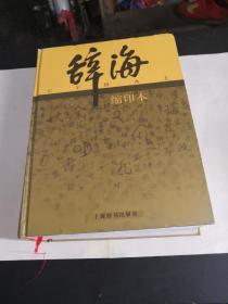 辞海(第6版 缩印本)