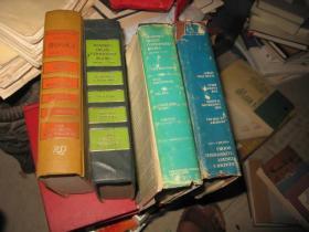 Readers Digest Condensed Books(Volume 1970)1977-5  1978-3 1979-5   精装4本合售