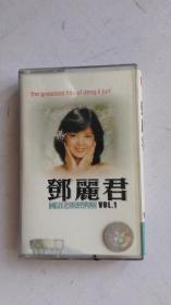 磁带     邓丽君   国语老歌经典版 VOL .1