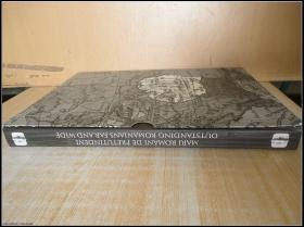 套盒 精装8开 厚册《MARI ROMANI DE PRETUTINDENI OUTSTANDING ROMANIANS FAR AND WIDE 玛丽·罗马尼·德·普雷托廷尼杰出的罗马尼亚人》内都是散页全套 见图
