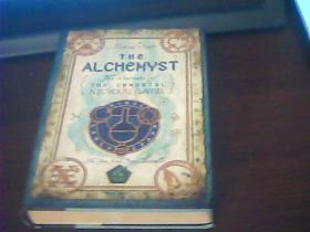 The Alchemyst: The Secrets of the Immortal Nicholas Flamel 炼金术士: 不死吸血鬼的秘密