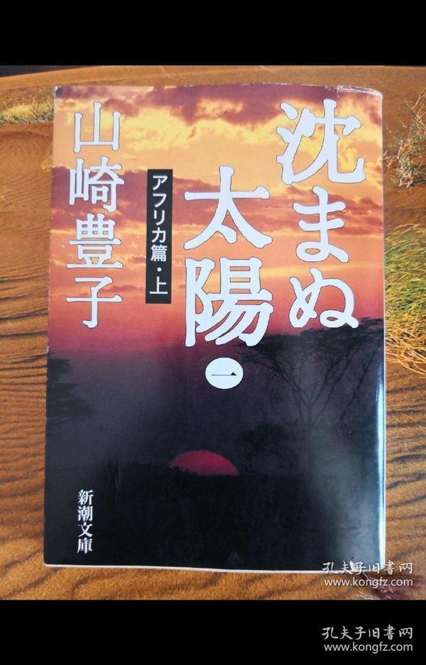 沈まぬ太阳 (1-5全套)