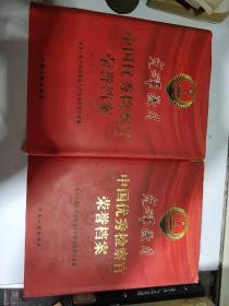 光辉岁月:中国优秀检察官荣誉档案 上下卷(2本合售)