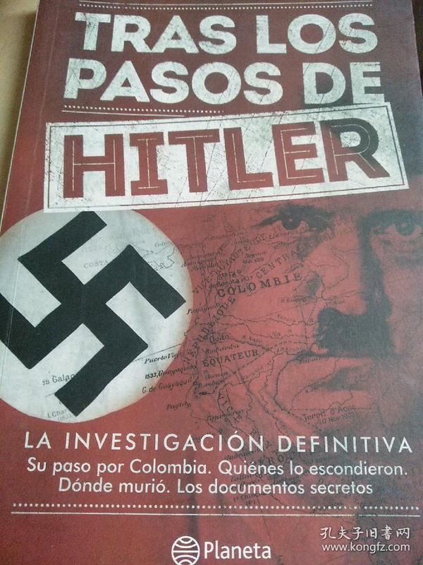 ABELBAST TRAS LOS PASOS DE HITLER