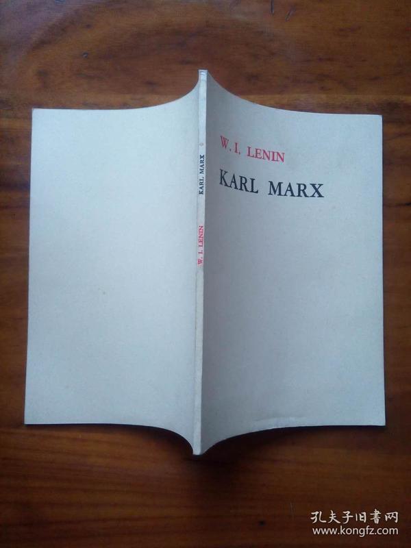 卡尔·马克思(德文版)