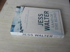 英文原版 Land Of The Blind. Jess Walter