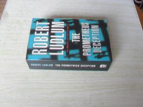 英文原版 The Prometheus Deception.Robert Ludlum