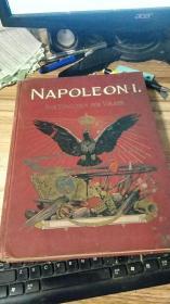NAPOLEON1 拿破仑 DAS ERWACHEN DER  有叶秉衡签字 缺9.10.11.12.15.16页缺6页