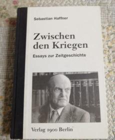 Zwischen-denKriegen英文原版