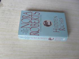 英文原版 Hidden Riches . Nora Roberts
