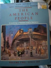英文原版The American People