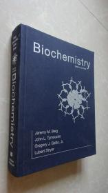 正版精装 Biochemistry 8th Jeremy M. Berg
